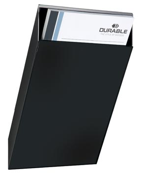 Toebehoren voor Flexiboxx uitbreiding voor Flexiboxx ft A4, zwart, 1 onderverdeling A4, ft 34 x 24 x 1...