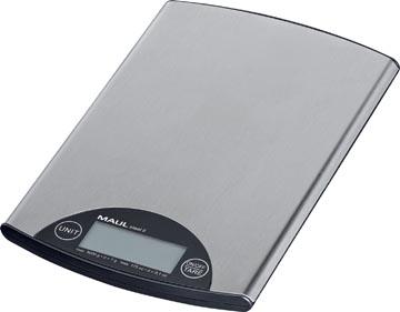 Maul postweegschaal MAULsteel 2, weegt tot 5 kg
