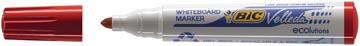 Bic whiteboardmarker 1701 rood