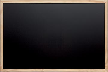 Maul krijtbord met houten frame, ft 30 x 40 cm