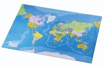 Esselte onderlegger wereld