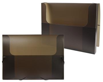 Beautone elastobox Frosted zwart