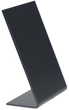 Securit tafelkrijtbord L-vormig ft A7, 5 stuks