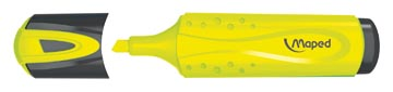 Maped markeerstift Fluo'Peps Classic geel