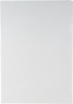 Pergamy L-map, ft A4, PP van 90 micron, doos van 100 stuks, transparant