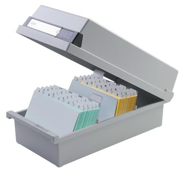 Han systeemkaartenbak voor ft A5, 800 kaarten
