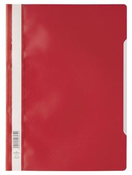 Durable snelhechtmap rood
