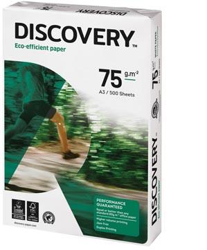 Discovery kopieerpapier ft A4, 75 g, pak van 500 vel