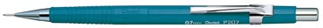 Pentel vulpotlood voor potloodstiften: 0,7 mm, blauwe houder